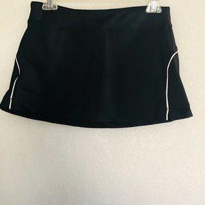Champion Black Skort Junior size XS